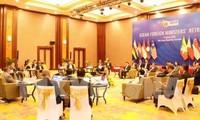 Vietnam informa sobre el resultado de la conferencia a puerta cerrada de Cancilleres de la Asean