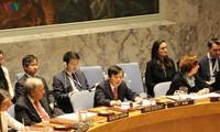 Vietnam asume con éxito presidencia rotativa del Consejo de Seguridad