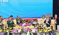 Inauguran reunión extraoficial de Ministros de Defensa Asean-Australia