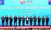 Brinda Vietnam más iniciativas a favor de la cooperación de defensa en Asean