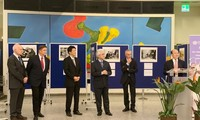 Vietnam promueve el papel individual en la lucha antidroga a través de una exposición de fotos en la ONU