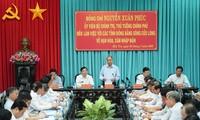 """Espíritu resistente es la """"vacuna"""" disponible de Vietnam para superar desafíos climáticos"""