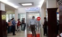 Ciudad Ho Chi Minh presenta cámaras móviles de desinfección