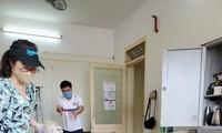 Jóvenes vietnamitas proactivos en la batalla antipandemia