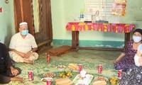 Etnia Cham empieza su fiesta tradicional de Año Nuevo