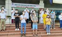 Vietnam confirma la recuperación de nuevos 11 pacientes del coronavirus