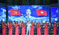 Promueven valores de la ideología del presidente Ho Chi Minh