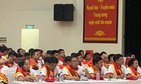 Honran a donantes de sangre en Vietnam