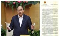 Jefe del Gobierno vietnamita enaltece aportes de la prensa revolucionaria nacional