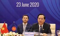 Efectúan la XXIII Conferencia de la Comunidad Sociocultural de la Asean