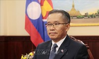 Laos aprecia a Vietnam en el cargo de presidente de la Asean