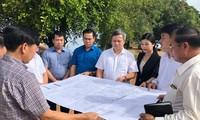 Đẩy nhanh tiến độ dự án thủy lợi do Việt Nam viện trợ cho Lào