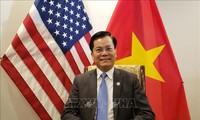 Cooperación económico-comercial-inversionista impulsa el fortalecimiento de las relaciones entre Vietnam y Estados Unidos