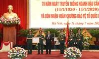 Logística militar de Vietnam por renovarse como un sector moderno y de élite
