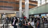 Traen de vuelta a vietnamitas varados en Estados Unidos