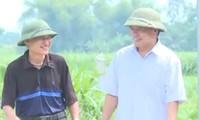 Hoang Viet Toan, veterano de guerra vanguardista en desarrollo de su tierra natal