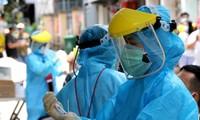 Suman casi 20 millones casos de contagio del covid-19 en el mundo