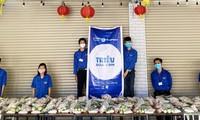 "Programa ""Millón de comidas"" comparte dificultades con vietnamitas"