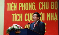 Cancillería vietnamita determinada a cumplir su misión política