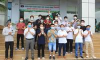 Otros 53 pacientes de covid-19 en Vietnam han sido curados este martes