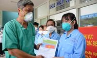 Vietnam empeñado en contener la propagación del covid-19 en el rebrote de Da Nang