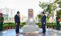 20 años de cooperación Vietnam-China en trabajos fronterizos terrestres