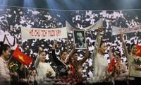 """Programa artístico """"Juramento de la Independencia"""" resalta la aspiración del pueblo vietnamita"""