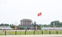 Dirigentes internacionales envían mensajes de felicitación en ocasión del Día Nacional de Vietnam