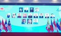 Inauguración de la 41 Asamblea General de la Asamblea Interparlamentaria de la Asean