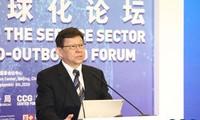 China debe mantener el mercado estadounidense, según el ex ministro de comercio chino