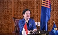 Presidenta de la Cámara Baja de Indonesia aprecia el desempeño del Parlamento vietnamita en la AIPA