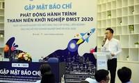 Despiertan el espíritu emprendedor e innovador de los jóvenes vietnamitas