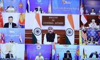 Fortalecen cooperación Asean-UE y Asean-India