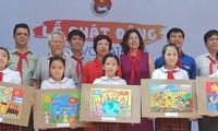 Lanzan concurso de dibujo y pintura para celebrar los 60 años de las relaciones diplomáticas Vietnam-Cuba