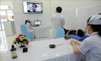 Vietnam elabora el Código de Estándares de Consulta y Tratamiento Médico Seguro contra el covid-19
