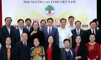 Promueven el Mes de Acción por los ancianos en Vietnam