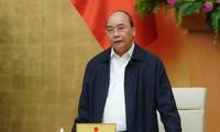 Premier vietnamita solicita proteger a los pobladores en zonas afectadas por los desastres naturales