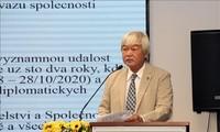 Vietnam y República Checa por fortalecer relaciones de amistad tradicionales
