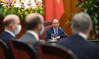 Vietnam considera a Estados Unidos uno de sus socios de primer orden, afirma el premier Nguyen Xuan Phuc