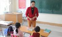 La profesora Ban Thi Dao y su corazón a los niños desfavorecidos