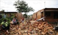 Colombia declara plan de respuesta ante el paso del huracán Iota