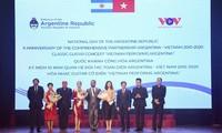 Vietnam reafirma voluntad de fortalecer cooperación con Argentina