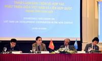 Vietnam y la ONU construyen marco de cooperación para el período 2022-2026