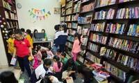 Biblioteca de Duong Lieu, destino de los niños amantes de la lectura