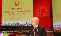 Inauguran el X Congreso Nacional de Emulación Patriótica de Vietnam