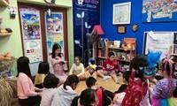 """Club """"Leer con los hijos"""" despierta la pasión de la lectura en los niños"""