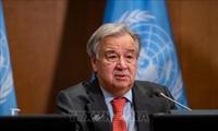 Jefe de la ONU insta a los países miembros a declarar estado de emergencia del clima