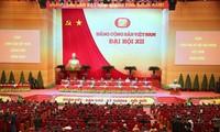 Logros diplomáticos de Vietnam durante el XII mandato de Partido Comunista