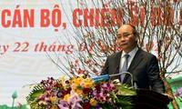 Premier vietnamita reconoce hazañas de la guardia fronteriza