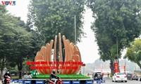 Hanói saluda el XIII Congreso Nacional del Partido